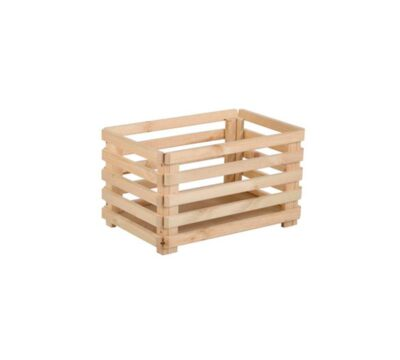 baul de palet rectangular evolution 58x38cm