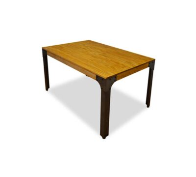mesa comedor industrial boston 140x80cm