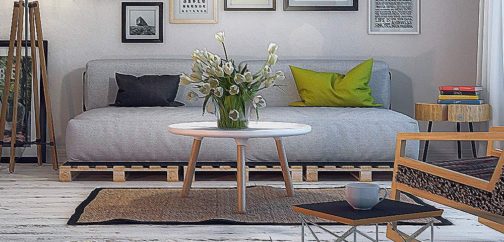 ultimas tendencias en sofas con palets
