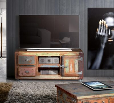 Mueble TV Fridge