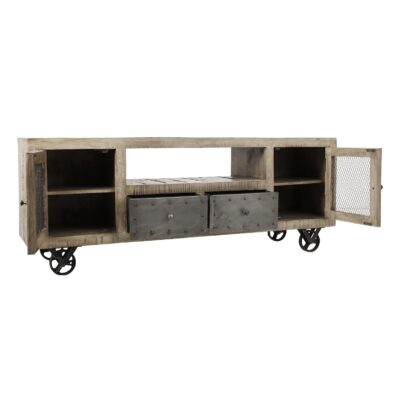 mueble tv natural 2