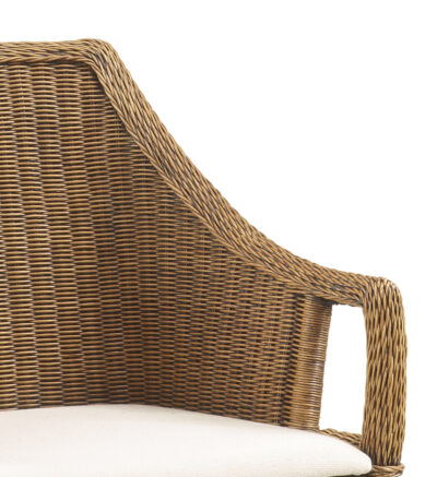 Sillón Rattan New India 1