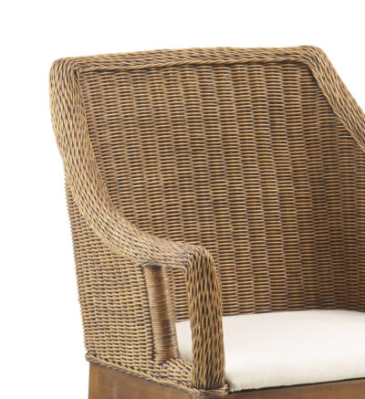 Sillón Rattan New India 2