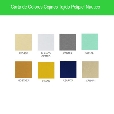 carta colores polipiel 1